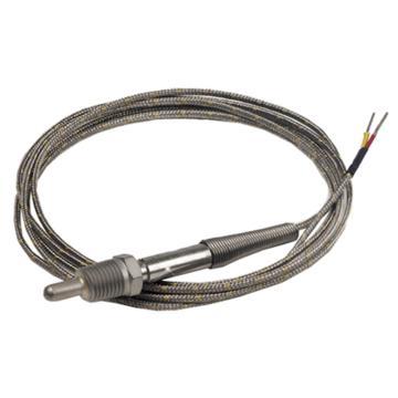 OMEGA C5管塞式热电偶探头,TC-K-NPT-U-72,温度范围-200~650℃ 304不锈钢外壳 最高耐压2500psi