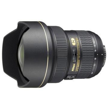 """尼康AF-S 尼克爾 14-24mm f/2.8G ED """"大三元""""廣角變焦鏡頭,尼康鏡頭"""