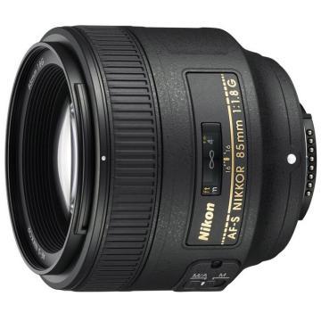 尼康中遠攝定焦鏡頭,AF-S 尼克爾 85mm f/1.8G