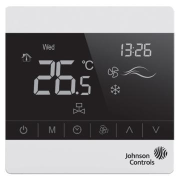 江森 T8600 MODBUS系列触摸屏温控器,T8600-TB20-9JR0-M0