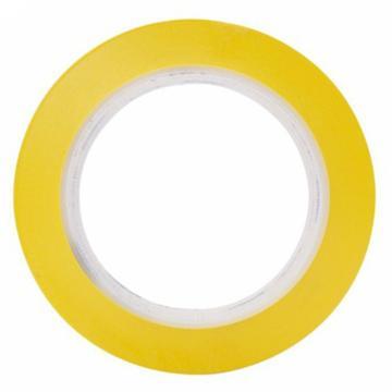 3M 聚氯乙烯胶带,15mm×33m,黄色,471