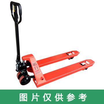 诺力 DF系列标准搬运车, 额载(T):3 货叉(mm):550*1150 聚胺脂双轮,DF550*1150PTP3.0T