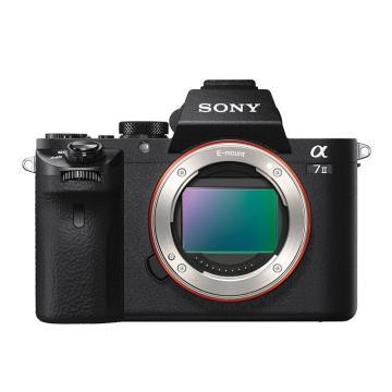 索尼微單數碼相機,全畫幅(約2430萬像數)ILCE-7M2 機身