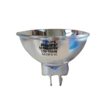 飞利浦 冷光源灯泡 光纤灯泡 6423FO EFR AI/232 15V 150W GZ6.35,单位:个