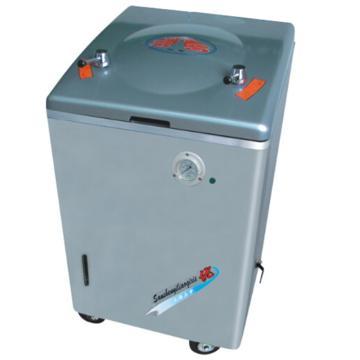 三申 立式压力蒸汽灭菌器,75L,220V 3kW 人工加水,75A