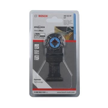 博世多功能打磨机用锯条,AIZ 32 AT GOP专用于不锈钢板钉子管材及强化研磨材料切割,2608662018