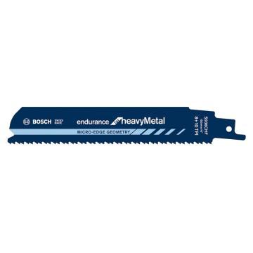 博世马刀锯片,S936CHF(5) 金属切割劲锐型,齿距2.5+3.2mm,2608657525