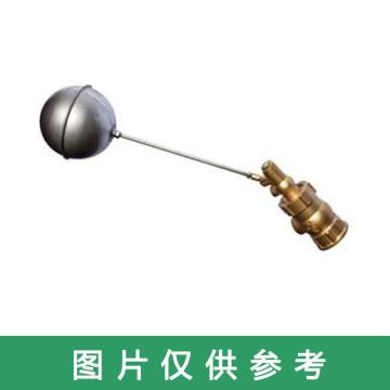 埃美柯 黄铜外丝浮球阀,903-15,DN15