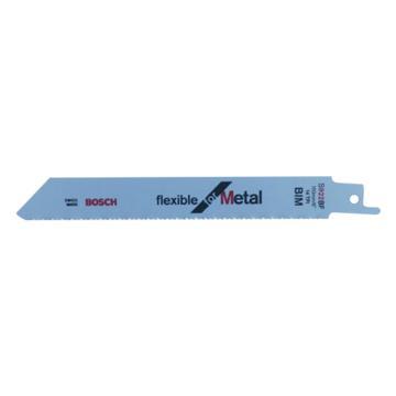 博世马刀锯片,S922BF(25)) 金属切割,齿距1.8mm,2608657550
