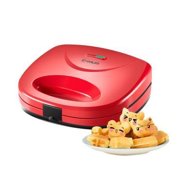 東菱(Donlim)蛋糕機,ST-1008B,家用智能全自動蛋糕機 不粘油易清洗 紅色