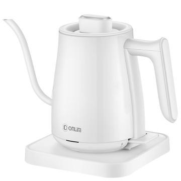东菱电热水壶,DL-KE88细嘴壶 智能恒温 家用电热水壶 手冲咖啡壶