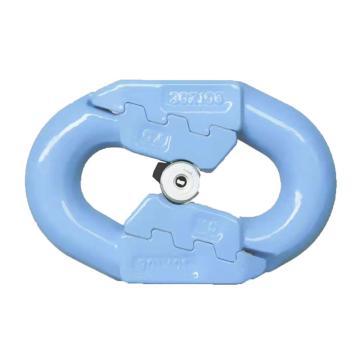 青島億東YD 礦用鏈條用扁平弧齒接鏈環,30X108