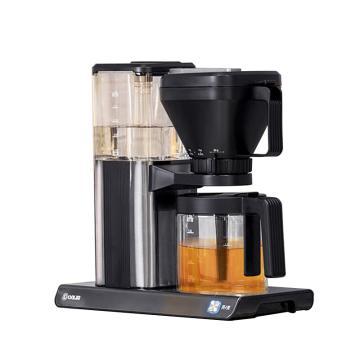 東菱(Donlim)咖啡機,DL-KF1068 家用 美式滴濾壺 高端仿手沖咖啡壺