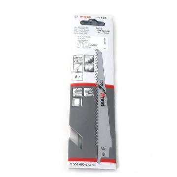 博世马刀锯片,S644D 针对木材,齿距4.3mm,2608650673