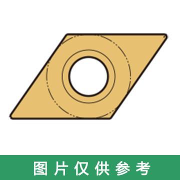 京瓷 車削刀片,DCGT070201MFL-U PR1225,10片/盒