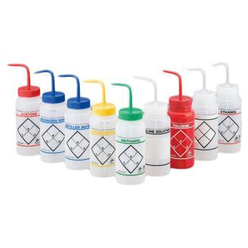亚速旺(ASONE)带标签清洗瓶 11646-0620 蓝色 1个,1-8542-03