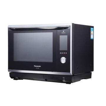 松下蒸汽微波爐,NN-CS1000XPE 液晶顯示蒸烘烤箱多功能一體機 30L