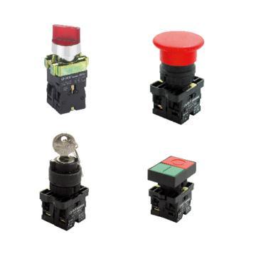 正泰CHINT NP2系列按钮,NP2-BW3561 24V LED