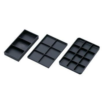 亞速旺(ASONE)防靜電分隔盒 6P,9-5617-03
