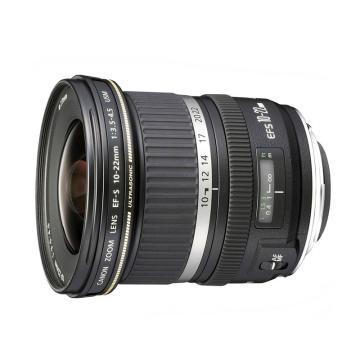 佳能Canon 數碼單反鏡頭,廣角變焦鏡頭 EF-S 10-22mm f/3.5-4.5 USM