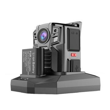 群华D7专业级执法记录仪,高清红外夜视便携式现场记录128G 单位:个