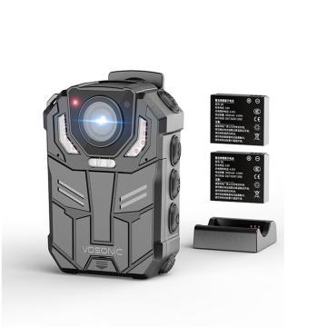 群华D6专业级执法记录仪,高清红外夜视便携式现场记录32G 单位:个