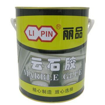 得时宝 云石胶,透明,0.7KG*12罐/箱