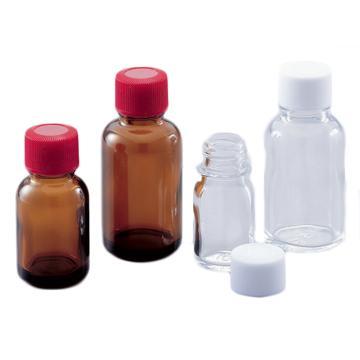 亚速旺标准瓶(窄口) LT-60 (褐色)100个/盒