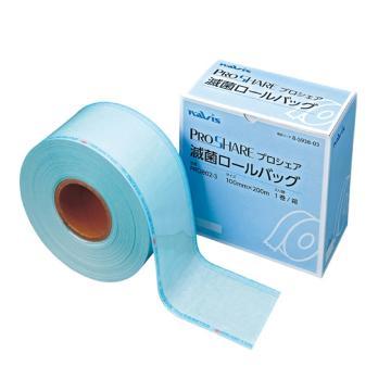亚速旺实验室用卷装灭菌袋 PRO802-4(1卷/箱)