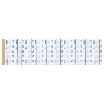 亚速旺实验室用测温纸 5F75 20片/箱