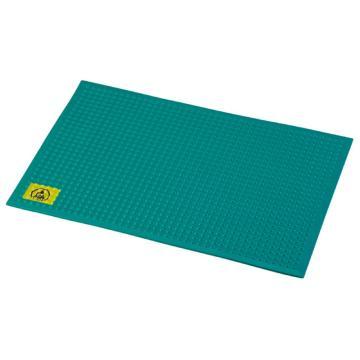 亚速旺(ASONE)ESD洁净减轻疲劳垫 600×900×10,C1-3929-01