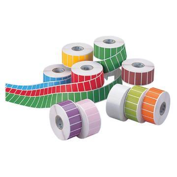 亚速旺实验室用彩色标签 CL-1(白色) 1卷(1000张)
