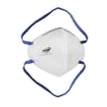 南核 折叠式防尘口罩,头戴式,1014,500只/箱