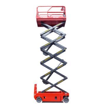 诺力 自行走剪叉式高空作业平台,额载(kg):320 平台高度(m):10 平台尺寸(m):2.27*1.12,SC12H