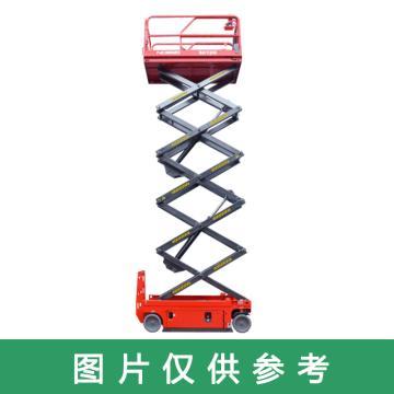 诺力 自行走剪叉式高空作业平台,额载(kg):320 平台高度(m):10 平台尺寸(m):2.27*1.12,SC12E