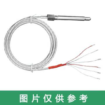 沈阳宇光 可动卡套螺纹电机专用全铠装铂热电阻,WZPDK2-0440双支 Pt100