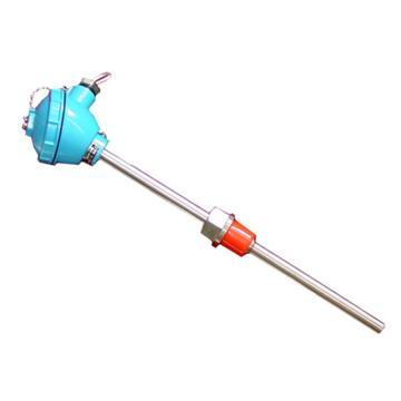 沈陽東聯熱工 鎧裝熱電阻,插深50mm,直徑12mm,固定螺紋