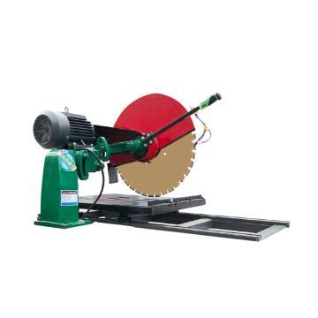 京莱机械 石材切割机,耐火砖花岗石大理石切石机,不含架子,380V 4KW 锯片500mm