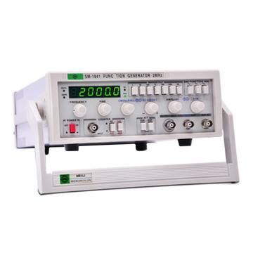 美创 函数信号发生器,SM1641