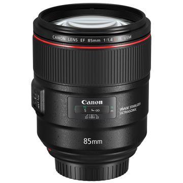 佳能Canon 数码单反镜头,中远摄定焦镜头 EF 85mm f/1.4L IS USM