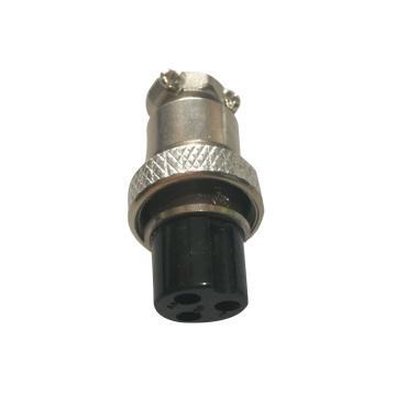 滬工電焊機六芯插頭(NBK用),六芯帶孔