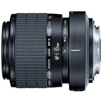 佳能Canon 数码单反镜头,微距镜头 MP-E 65mm f/2.8 1-5X