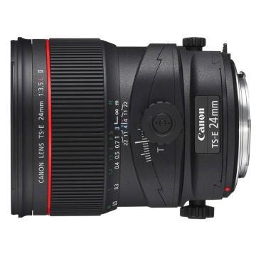 佳能Canon 数码单反镜头,移轴镜头 TS-E 24mm f/3.5L II