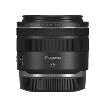 佳能Canon 数码微单镜头,广角微距镜头 RF35mm F1.8 MACRO IS STM