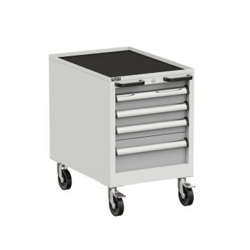 佰斯特 特制承重抽屜柜推車,L420×D600×H650mm(含輪高和頂蓋),PST-GDZ-GJC01