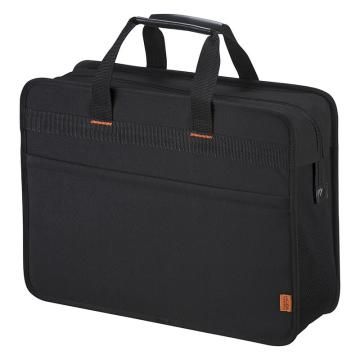 山業SANWA SUPPLY 15.6寸公文包 帶鎖BAG-BOX2BK2 1個