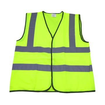 安賽瑞 反光背心,滌綸面料,熒光綠,均碼,21600,5件/包
