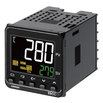 OMRON E5CC简易型温控器,E5CC-QX2ASM-802