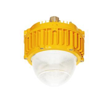 明特佳 LED防爆平台灯,FPD8501 功率50W 环照型 6000K AC220V 吊杆式安装不含吊杆,单位:个