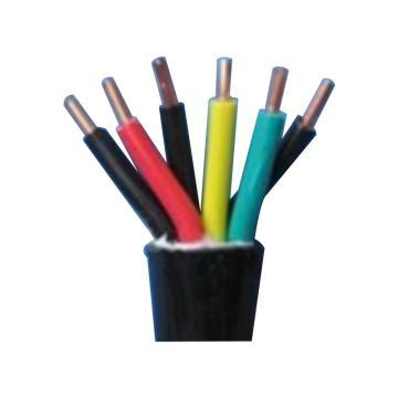 安米 KVVP控制电缆,6芯1平方